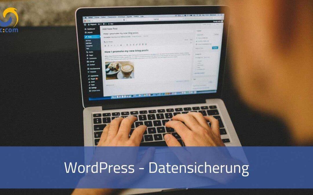 Ein WordPress Backup einfach erstellen